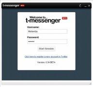 T-Messenger imagem 1 Thumbnail
