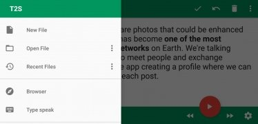 T2S: Text to Voice imagen 2 Thumbnail