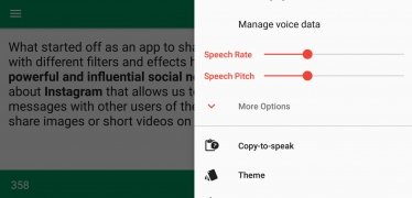 T2S: Text to Voice image 5 Thumbnail