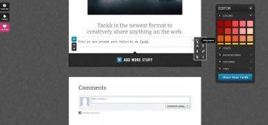 Tackk Изображение 3 Thumbnail