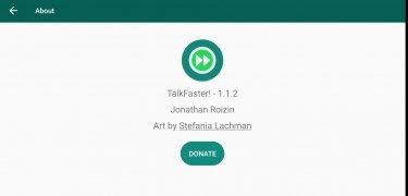 TalkFaster! imagen 3 Thumbnail