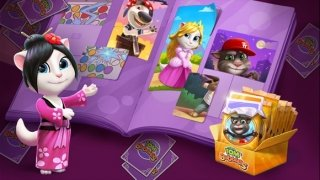 Talking Tom Bubble Shooter imagem 5 Thumbnail