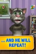 Talking Tom Cat imagen 2 Thumbnail