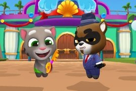 Talking Tom Pool imagen 1 Thumbnail
