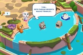 Talking Tom Pool image 2 Thumbnail