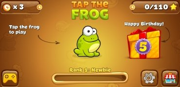 Tap the Frog: Doodle image 3 Thumbnail