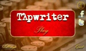 Tapwriter imagem 3 Thumbnail