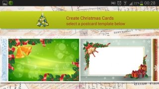 Christmas Card Creator Изображение 3 Thumbnail