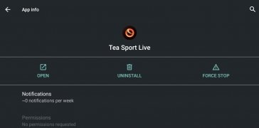 Tea Sport Live imagen 4 Thumbnail