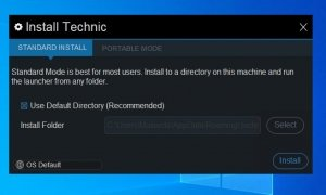 Technic Launcher imagem 3 Thumbnail