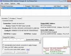 Technitium MAC Address Changer immagine 1 Thumbnail