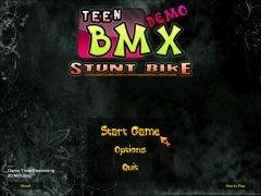 Teen BMX Stunt Bike bild 1 Thumbnail
