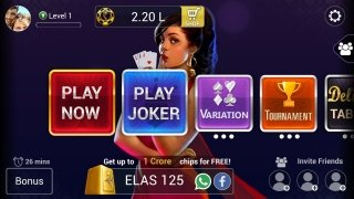 Teen Patti Gold bild 1 Thumbnail