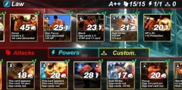 Tekken Card Tournament imagen 1 Thumbnail