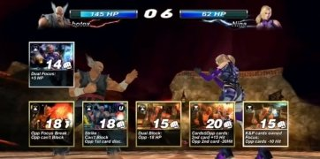 Tekken Card Tournament imagen 3 Thumbnail