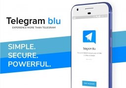 Telegram blu imagen 5 Thumbnail