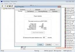 Teleport Pro image 3 Thumbnail