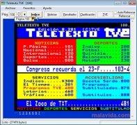 Teletexto TVE imagen 1 Thumbnail