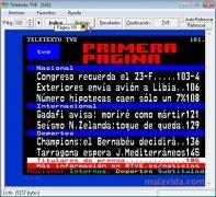 Teletexto TVE imagen 2 Thumbnail