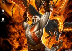 God of War 3 Theme image 2 Thumbnail