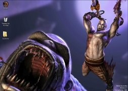 God of War 3 Theme bild 7 Thumbnail