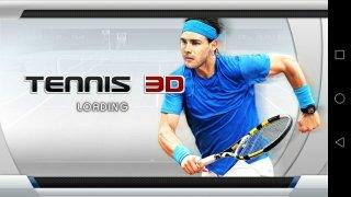 Tennis 3D bild 1 Thumbnail
