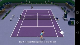 Tennis 3D bild 4 Thumbnail