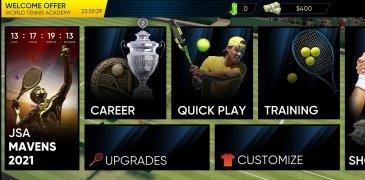 Tennis World Open 2021 imagem 5 Thumbnail
