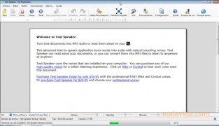 Text Speaker imagem 1 Thumbnail