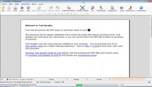 Text Speaker image 1 Thumbnail