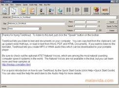 TextAloud  3.0.76 imagen 2