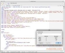 TextWrangler imagem 2 Thumbnail