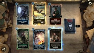 The Elder Scrolls: Legends Heroes of Skyrim bild 2 Thumbnail