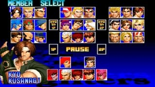 The King of Fighters 97 imagem 1 Thumbnail