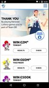 The Official National Lottery Results App imagen 1 Thumbnail