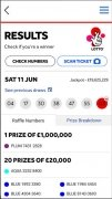 The Official National Lottery Results App imagen 4 Thumbnail
