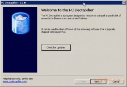 The PC Decrapifier bild 1 Thumbnail