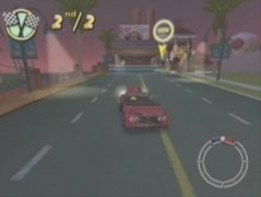 The Simpsons Hit and Run imagen 1 Thumbnail