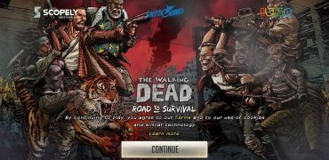 The Walking Dead: Road to Survival image 2 Thumbnail