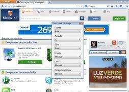 Theme Font & Size Changer imagen 2 Thumbnail