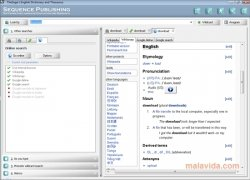 TheSage's English Dictionary and Thesaurus imagen 4 Thumbnail