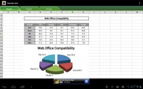 ThinkFree Office Mobile Viewer Изображение 8 Thumbnail