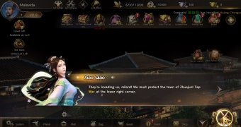 Three Kingdoms: Destiny Heroes imagen 4 Thumbnail