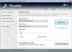 Throttle image 1 Thumbnail