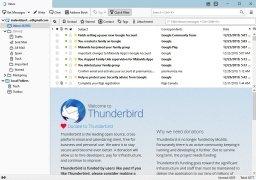 Thunderbird imagem 1 Thumbnail