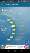 Tempo & Radar: previsão diária e para 14 dias imagem 4 Thumbnail