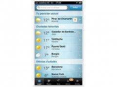 Tiempo y Temperatura imagen 1 Thumbnail