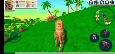 Tiger Simulator 3D imagen 1 Thumbnail