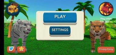 Tiger Simulator 3D imagen 2 Thumbnail