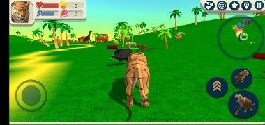 Tiger Simulator 3D imagen 3 Thumbnail